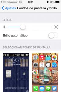 Potenciar iOS 7