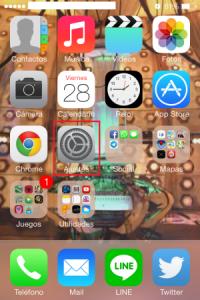 Desactivar la autocorreción en iPhone e iPad