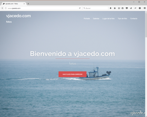 Web vjacedo.com