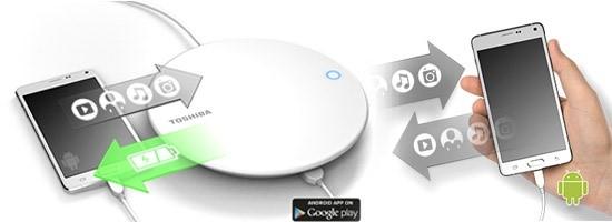 Canvio for Smartphone USB 3.0